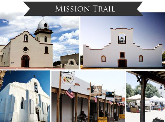 El Paso Mission Trail | #ItsAllGoodEP
