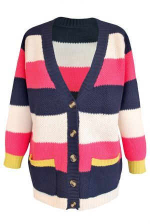 oversized cardigan - a must in the winter!