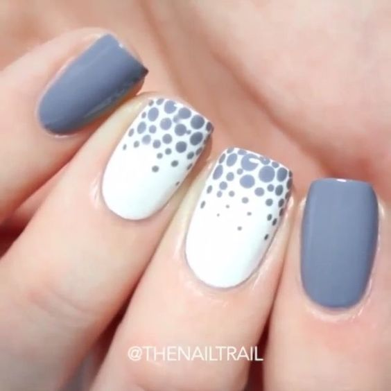 love this by @thenailtrail