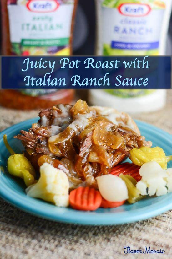 Pot roast, Pot roast recipes and Roast recipes on Pinterest