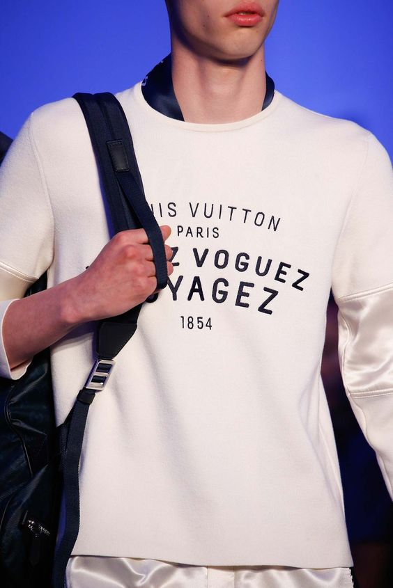 Louis Vuitton Spring 2016 Menswear Fashion Show Details