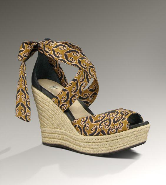 Koop online LUCIANNA MARRAKECH Sandalen voor Dames | UGG® Australia