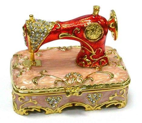 ornate jewelry/trinket box