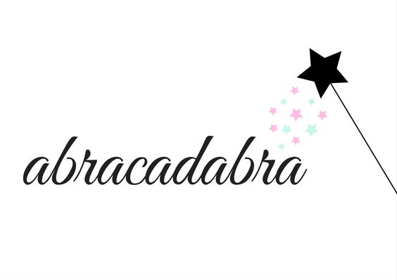 #abracadabra #magic #poster #plakatdopokojudziecka #design #lovely
