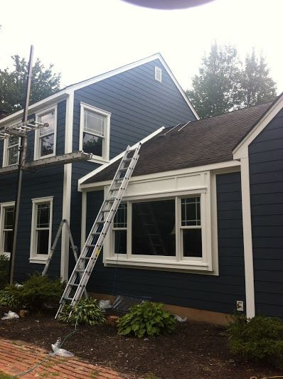 Elmwood Park Nj Royal Celect Siding Hardie Plank Nj