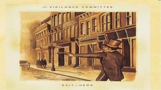 cool (ALBUM OVERVIEW) The Vigilance Committee: Go Out a Hero Check more at http://worldnewss.net/album-overview-the-vigilance-committee-go-out-a-hero/