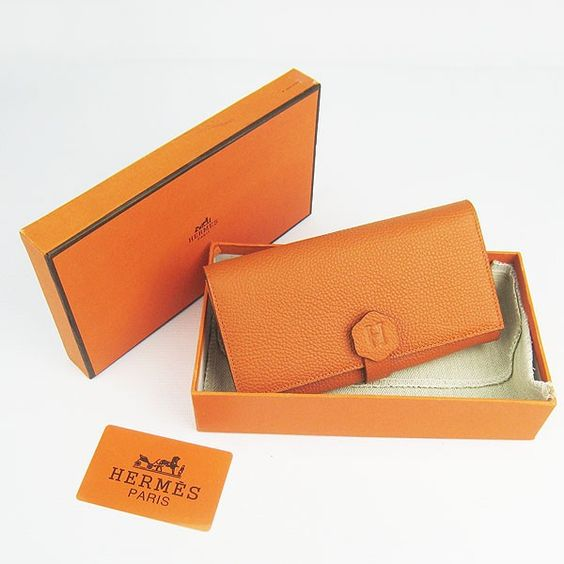 hermes handbag  - Hermes Dogon Zip Orange Togo Leather Sliver Hardware Women's ...