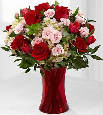 Sweet Adoration Valentine's Day Bouquet