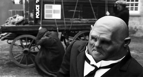 gif strax newspaper | Doctor Who: Deep Breath Breakdown