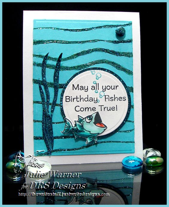 Birthday wishes birthday wishes greetings and mouths on for Fishing birthday wishes
