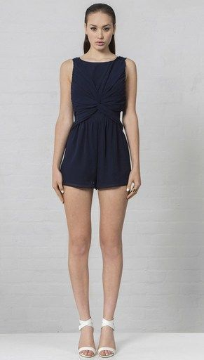 Its Not Over Playsuit by Keepsake