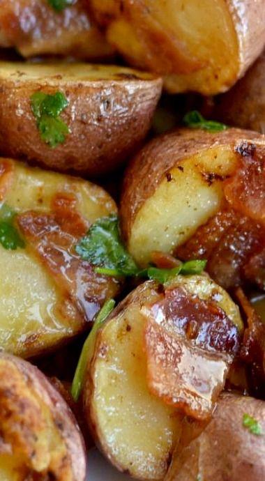 Mustard potato salads, Honey mustard and Mustard on Pinterest