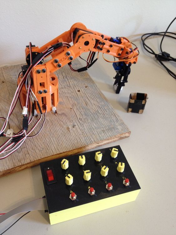 Great project by opensourceclassroom dprinting