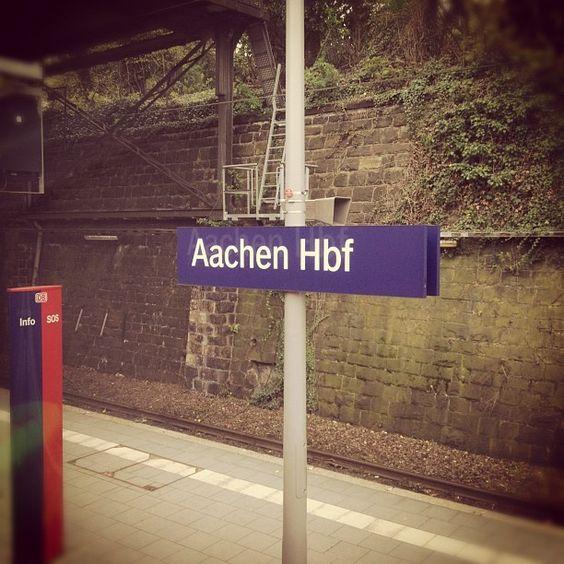 Aachen alter #aachen #hbf - @cribo- #webstagram