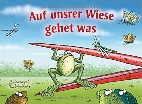 Auf unsrer Wiese gehet was: Amazon.de: Heinrich Hoffmann von Fallersleben, Marian Kamensky (Illustr.): Bücher