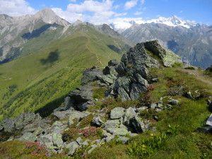 Schöne Aussicht beim #Bergwandern