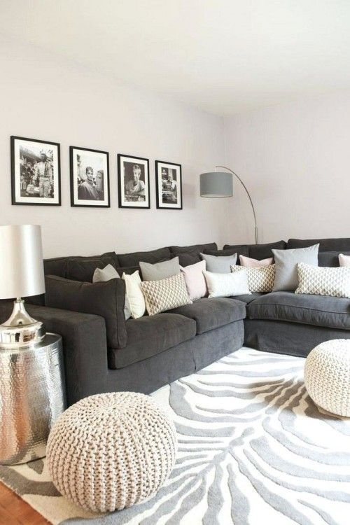 Incredible Dark Gray Couch Living Room Ideas And Best 25 Dark Grey Couches Ideas On Ho Living Room Decor Gray Grey Sofa Living Room Living Room Decor Apartment