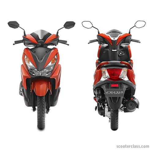 Honda Grazia Price Colours Images Models Mileage Honda