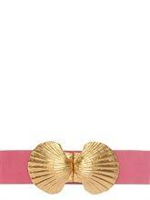Magda Gomes Shell Belt-Beachwear with a Gold Shell! Cute.