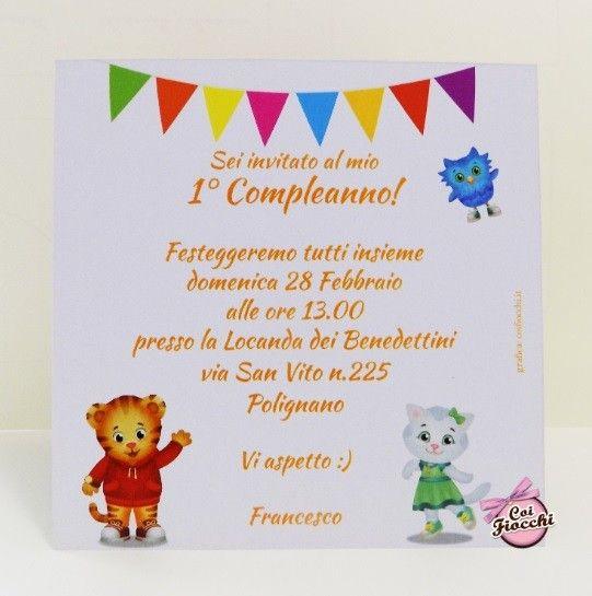 Frasi Per Inviti Di Primo Compleanno Nel 2020 Inviti Di Compleanno Primo Compleanno Compleanno