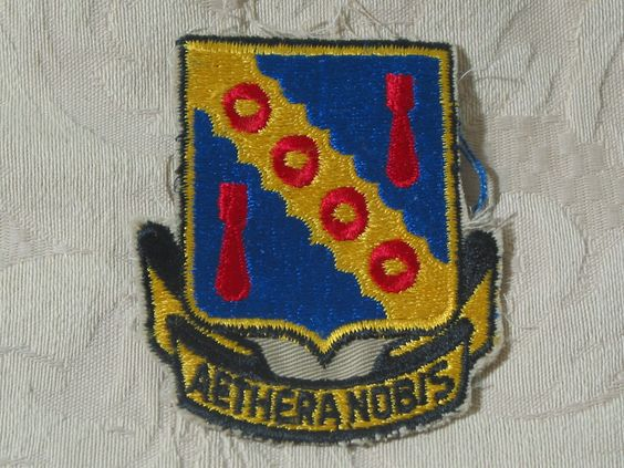 MILITARY SHOULDER PATCH 42nd Bombardment Wing (Group) Vietnam War Era  Junk_605  http://ajunkeeshoppe.blogspot.com/