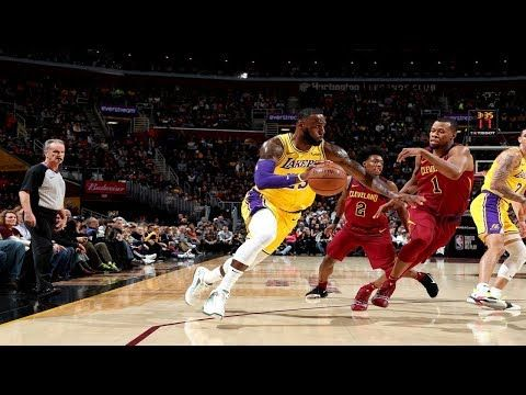 Cleveland Cavaliers Pay Tribute To Lebron James November 21 2018 Youtube Lebron James Cleveland Cavaliers Lebron