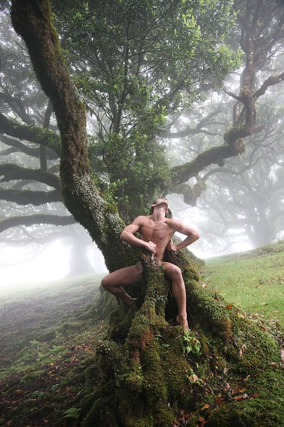 Gay green life living magical man man path wicca
