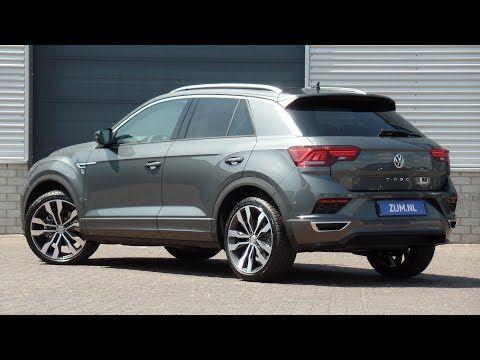 Volkswagen New T Roc R Line 2018 Indium Grey 19 Inch Suzuka Walk Around Detail Inside Youtube Aytokinhta