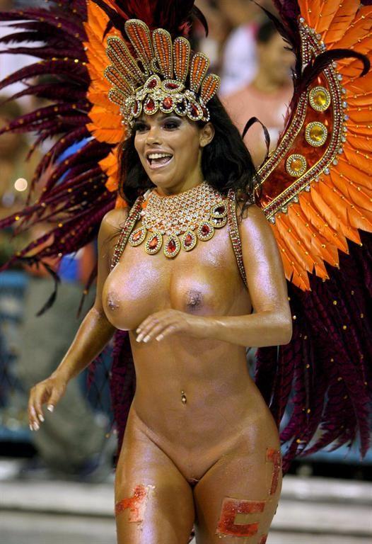 Nude dancers brazil carnaval