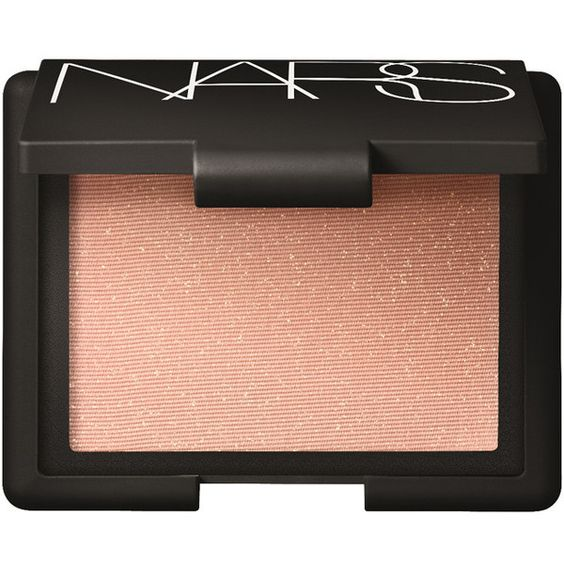 Nars Holiday Highlighting Blush ($29) ❤ liked on Polyvore featuring beauty products, makeup, cheek makeup, blush, beauty, cosmetics, faces, highlight blush and nars cosmetics