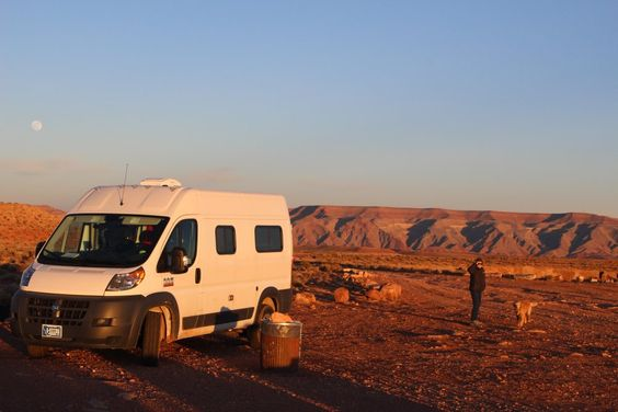 This Is A Report On Our First Trip With The New RAM ProMaster Based RV Conversion Van It Provides Some Info How Things Worked Out