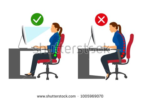 35++ How to sit with perfect posture inspirations