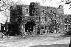 Hearthstone Castle, aka Grandma's house