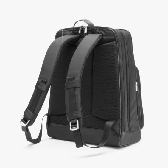 Roadster Backpack in Black - Porsche Design