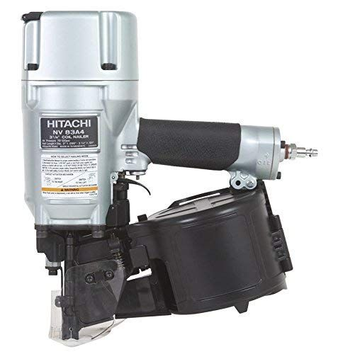 Airtoolsdepot 3 1 4 Inch Coil Framing Nailer By Hitachi Framing Nailers Coil Nailer Nailer