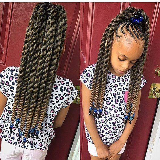 Top 50 Hairstyles For Girls In Kenya 2019