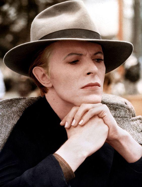 Bowie dans L'homme qui venait d'ailleurs (1976)