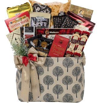 Winter Delights Christmas Gift Baskets Vancouver Bc Canada Pacific Basket Company Christmas Gift Baskets Gift Baskets Holiday Gift Baskets