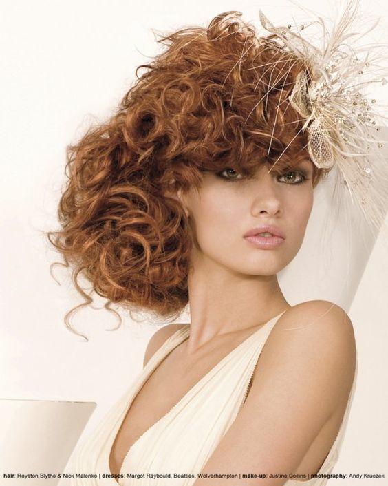 high fashion bride: Curly Wedding Hairstyles, Hairstyles Bride, Bridal Hairstyles, Fashion Hairstyles, Wedding Hairstyles 2014, Hair Style, Hairstyles For Curly Hair, Hairstyles Ideas