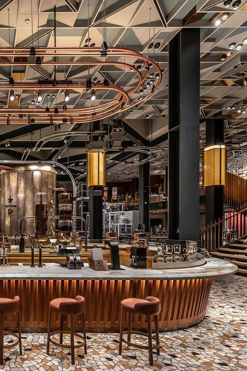 10 Cosmopolitan And Inspirational Designers From Paris In 2020 Bar Design Restaurant Bar Interior Design Coffee Shop Design