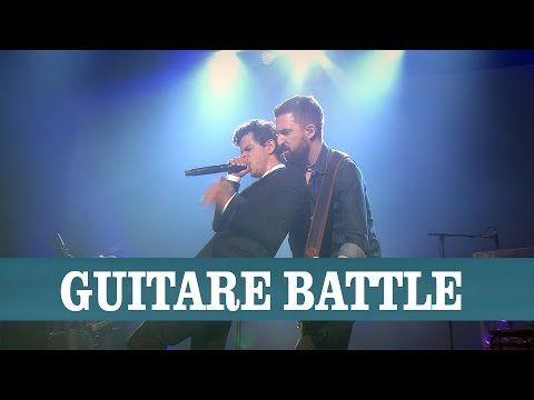 Michaël Gregorio - Guitare Battle - YouTube