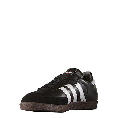 adidas Schuhe Hallenfussballschuhe SAMBA black/runnin, Größe adidas:4 - http://on-line-kaufen.de/adidas/4-adidas-samba-unisex-erwachsene-sneakers