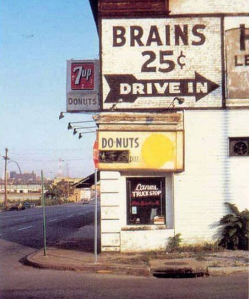 Quarter Brains and Donuts. Mmmm ;-)