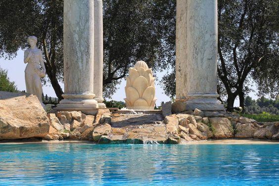 Capalbio-- Tenuta I Ruderi Villa Etrusca