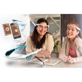 BrainLink Personal Brainwave Sensor - Portable Bluetooth Enabled Brainwave Sensor + Head Band - ChinaBootik #brainwave #brainlink #bitcoin