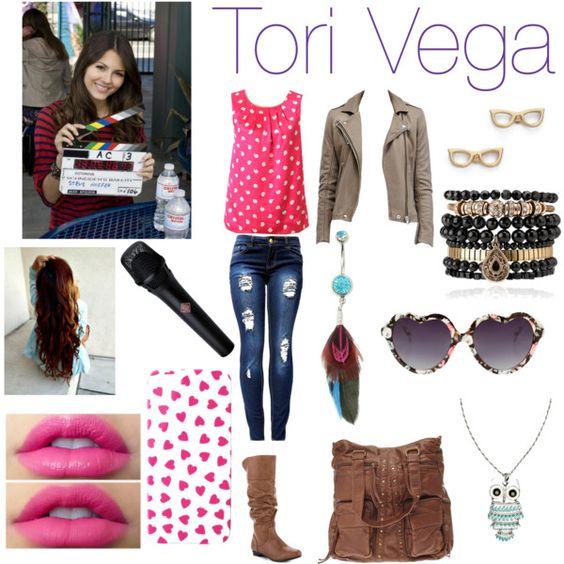 Tori Vega outfit