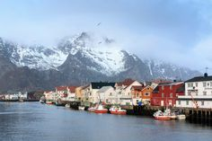 These photos of Norway are so pretty it hurts