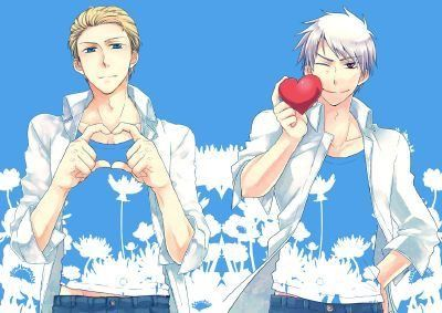 Prussia and Germany❤️❤️❤️❤️❤️