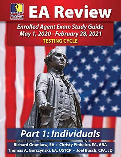 Ebook Pdf Passkey Learning Systems Ea Review Part 1 Individuals Enrolled Agent Study Guide May 1 Download Enrolled Agent Study Guide Study Program