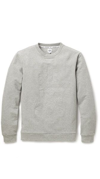 3D Hand Sweatshirt by Opening Ceremony